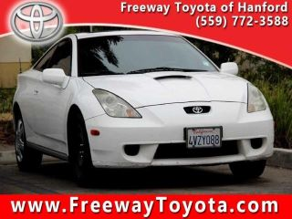 Used 2002 Toyota Celica GT in Hanford, California