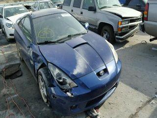 Toyota Celica GTS 2002