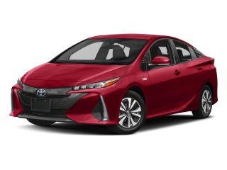 Toyota Prius Prime Plus 2018