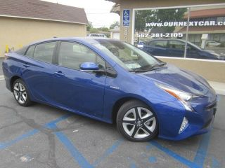 Used 2016 Toyota Prius in Downey, California