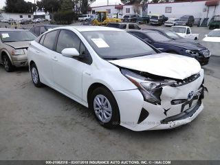 Used 2016 Toyota Prius Two in Los Angeles, California