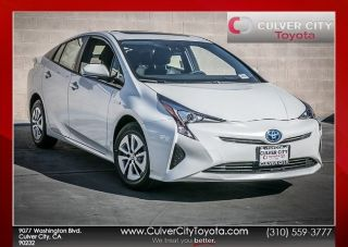 Used 2018 Toyota Prius Two in Culver City, California