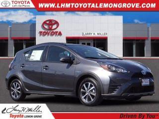 Toyota Prius c Two 2018
