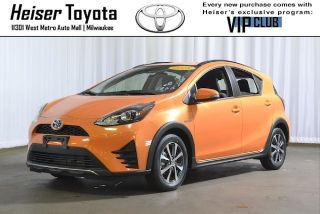 Used 2018 Toyota Prius c Three in Milwaukee, Wisconsin