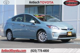 Used 2015 Toyota Prius Plug-in Advanced in Antioch, California