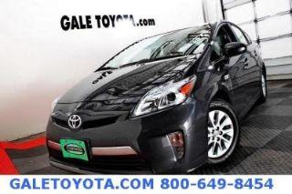 Toyota Prius Plug-in Base 2013