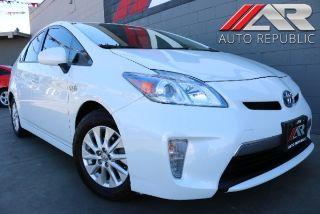 Toyota Prius Plug-in Advanced 2015