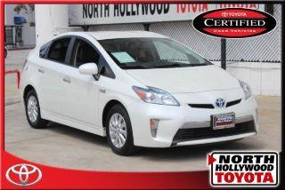 2015 Toyota Prius Plug-in Advanced