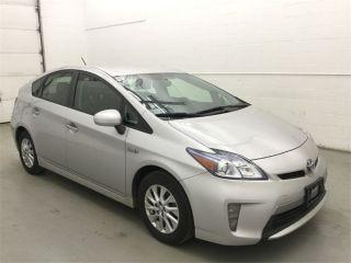 Toyota Prius Plug-in Advanced 2013