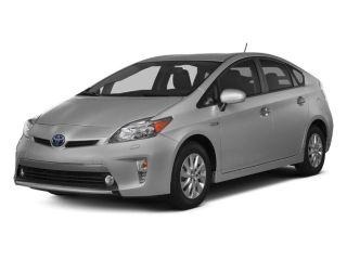 Toyota Prius Plug-in Base 2014