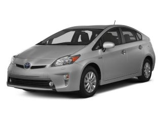 Toyota Prius Plug-in Base 2015
