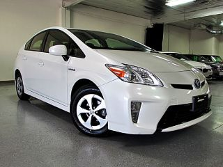 Toyota Prius Two 2015