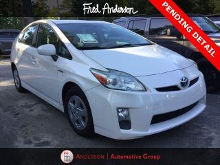 Toyota Prius Four 2011