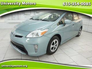 Toyota Prius Four 2012