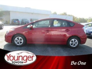 Used 2015 Toyota Prius Three in Hagerstown, Maryland