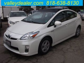 Used 2011 Toyota Prius Four in Glendale, California
