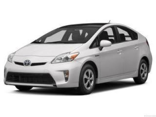 Used 2015 Toyota Prius Two in Alexandria, Virginia