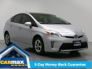 Toyota Prius Three 2012