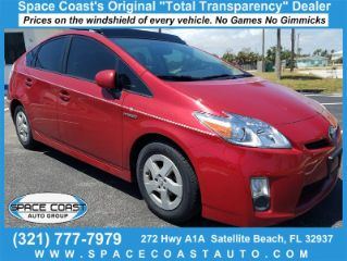 Used 2010 Toyota Prius Four in Satellite Beach, Florida