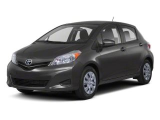 2013 Toyota Yaris SE