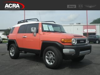 Used 2013 Toyota FJ Cruiser in Shelbyville, Indiana