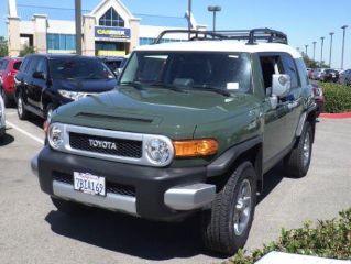 Used 2013 Toyota FJ Cruiser in Escondido, California
