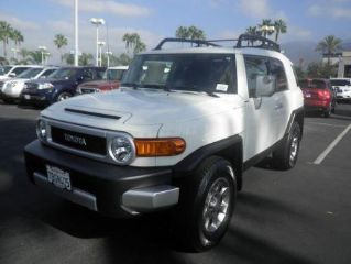 Used 2013 Toyota FJ Cruiser in Duarte, California
