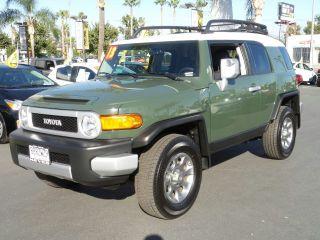 Used 2013 Toyota FJ Cruiser in Valencia, California