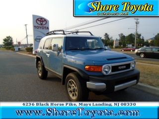 Used 2013 Toyota FJ Cruiser in Mays Landing, New Jersey