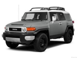 Used 2013 Toyota FJ Cruiser in Denver, Colorado