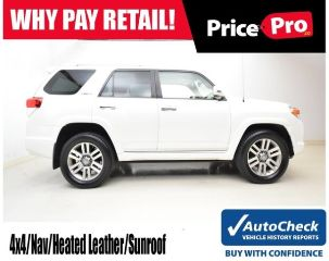 Toyota 4Runner Limited Edition 2012