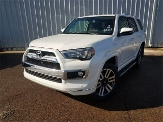 Toyota 4Runner Limited Edition 2018