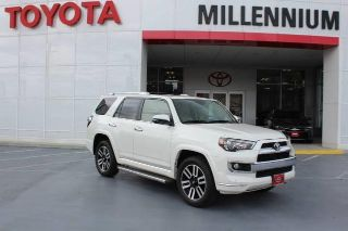 2015 Toyota 4Runner Limited Edition