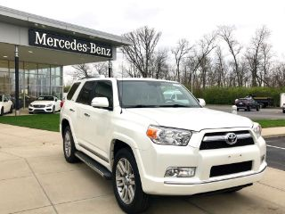 Toyota 4Runner Limited Edition 2011
