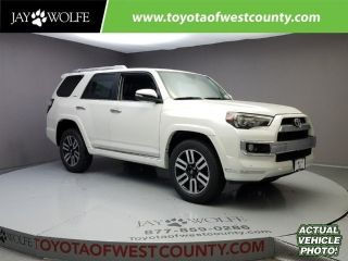 New 2018 Toyota 4Runner Limited Edition in Ballwin, Missouri