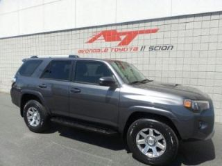 Toyota 4Runner Trail 2014