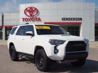 2017 Toyota 4Runner Trd Pro For Sale >> Used 2017 Toyota 4runner Trd Pro In Henderson North Carolina