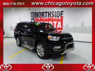 Toyota 4Runner Limited Edition 2010