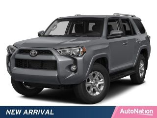 Toyota 4Runner Limited Edition 2015