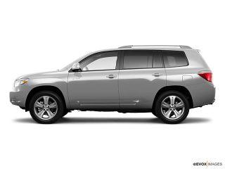 Toyota Highlander Limited 2010