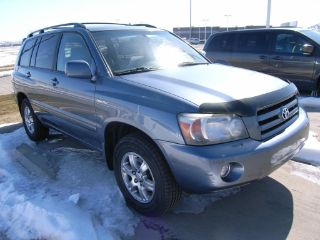 Toyota Highlander Limited 2004