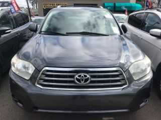 Toyota Highlander Limited 2008