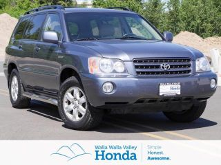 Used 2002 Toyota Highlander Limited in College Place, Washington