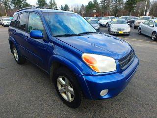 Used 2004 Toyota RAV4 in North Billerica, Massachusetts