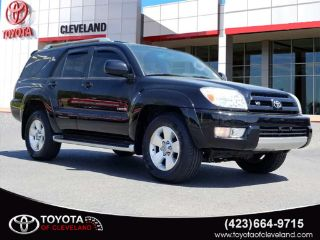 Toyota 4Runner Limited Edition 2004