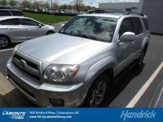 Toyota 4Runner Limited Edition 2009
