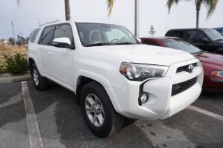Toyota 4Runner Limited Edition 2016