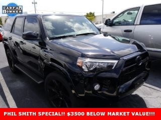 Toyota 4Runner Limited Edition 2017