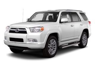 Toyota 4Runner Limited Edition 2013