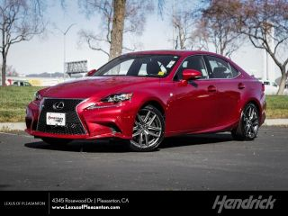 2015 Lexus IS 350